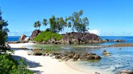 Seychelles Wallpaper Background