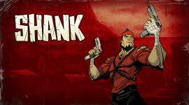 Shank Video Game Desktop Wallpaper Free