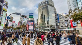 Shibuya Wallpaper 1080p