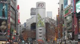 Shibuya Wallpaper Download Free