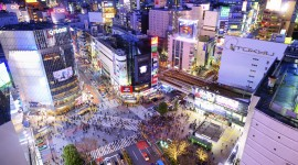Shibuya Wallpaper HD