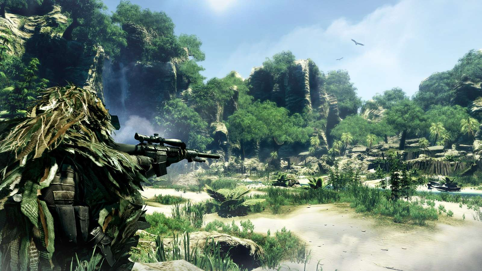 Sniper Ghost Warrior 3 Wallpapers High Quality