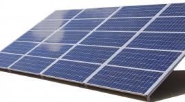 Solar Panels Desktop Wallpaper