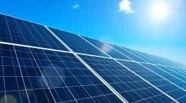 Solar Panels Desktop Wallpaper HQ