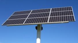 Solar Panels Wallpaper Background