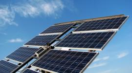 Solar Panels Wallpaper HQ