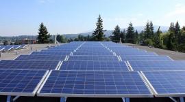 Solar Panels Wallpaper High Definition