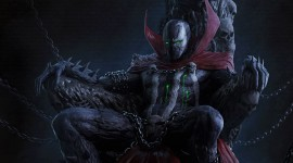 Spawn Desktop Wallpaper For PC