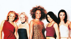 Spice Girls Desktop Wallpaper For PC