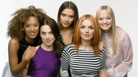 Spice Girls Wallpaper Background