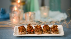 Stuffed Mushrooms Photo Download