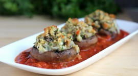 Stuffed Mushrooms Photo#1