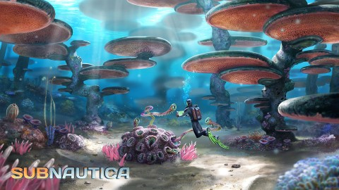 Subnautica wallpapers high quality