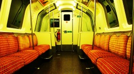 Subway Cars High Quality Wallpaper