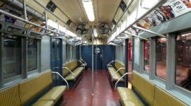 Subway Cars Wallpaper Download Free