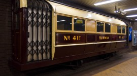 Subway Cars Wallpaper Free