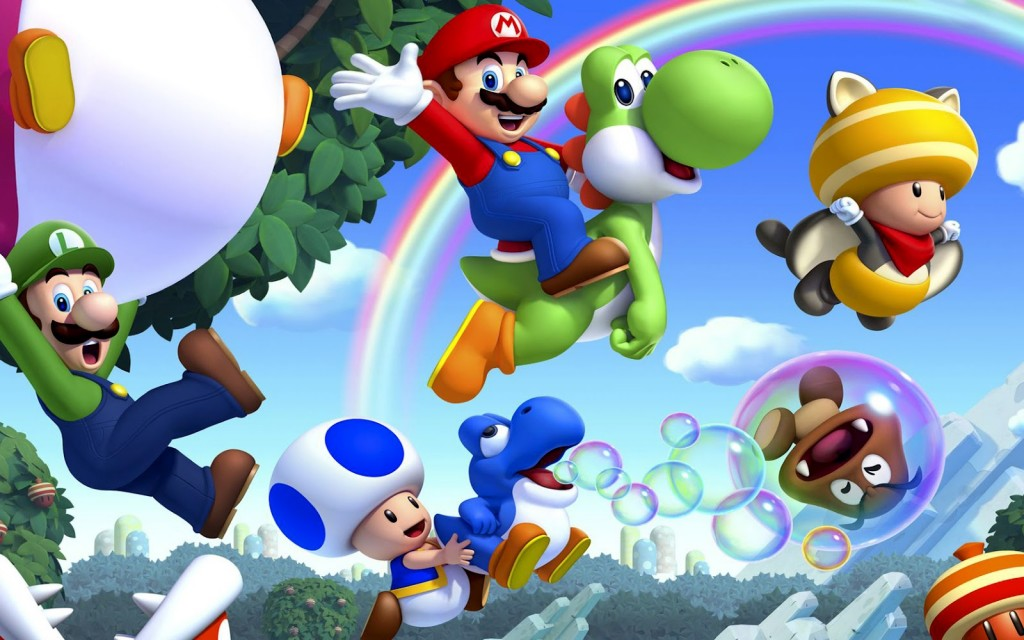 Super Mario Bros wallpapers HD