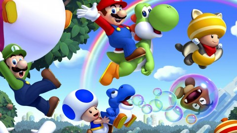 Super Mario Bros wallpapers high quality