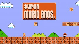 Super Mario Bros Desktop Wallpaper