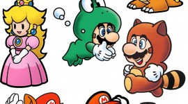 Super Mario Bros Wallpaper For IPhone