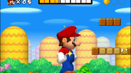 Super Mario Bros Wallpaper Free