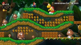 Super Mario Bros Wallpaper Full HD