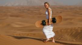 Surfing The Sand Best Wallpaper