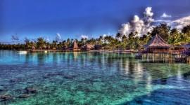 Tahiti Desktop Wallpaper Free