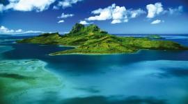 Tahiti Desktop Wallpaper HD