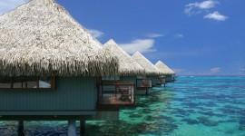 Tahiti Wallpaper Background