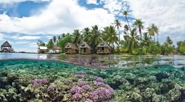 Tahiti Wallpaper Full HD