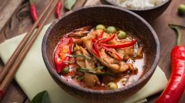 Thai Cuisine Desktop Wallpaper