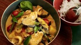 Thai Cuisine Desktop Wallpaper Free