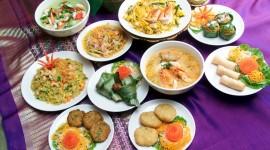 Thai Cuisine Desktop Wallpaper HD