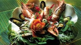 Thai Cuisine Wallpaper