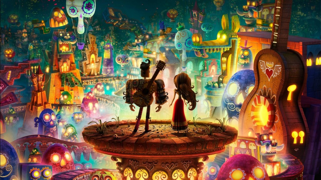 The Book Of Life wallpapers HD