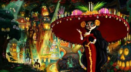 The Book Of Life Wallpaper 1080p
