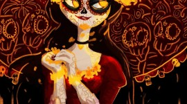 The Book Of Life Wallpaper For IPhone