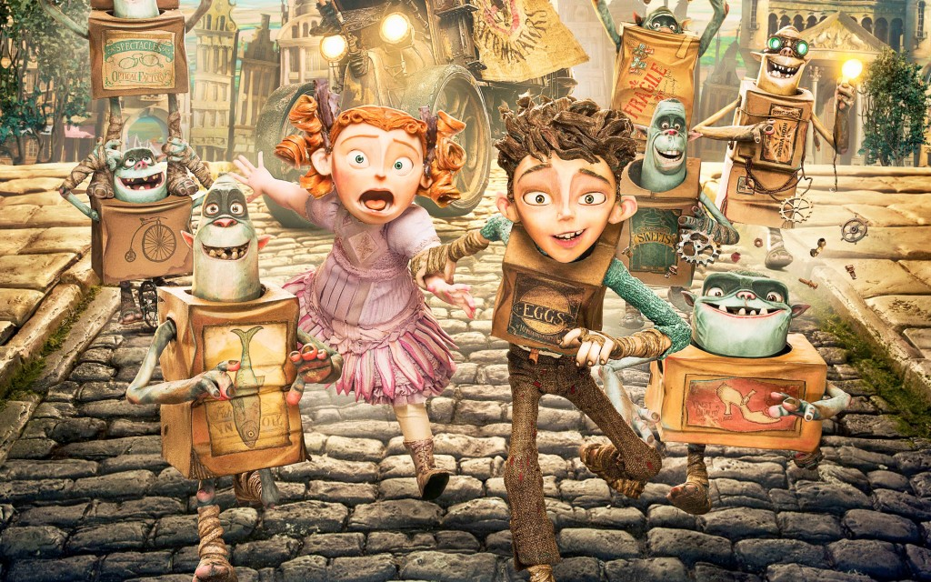 The Boxtrolls wallpapers HD