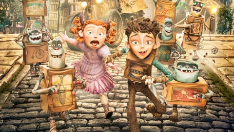 The Boxtrolls wallpapers high quality