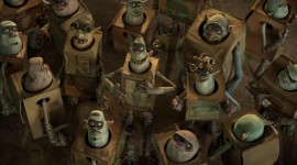 The Boxtrolls Desktop Wallpaper HD