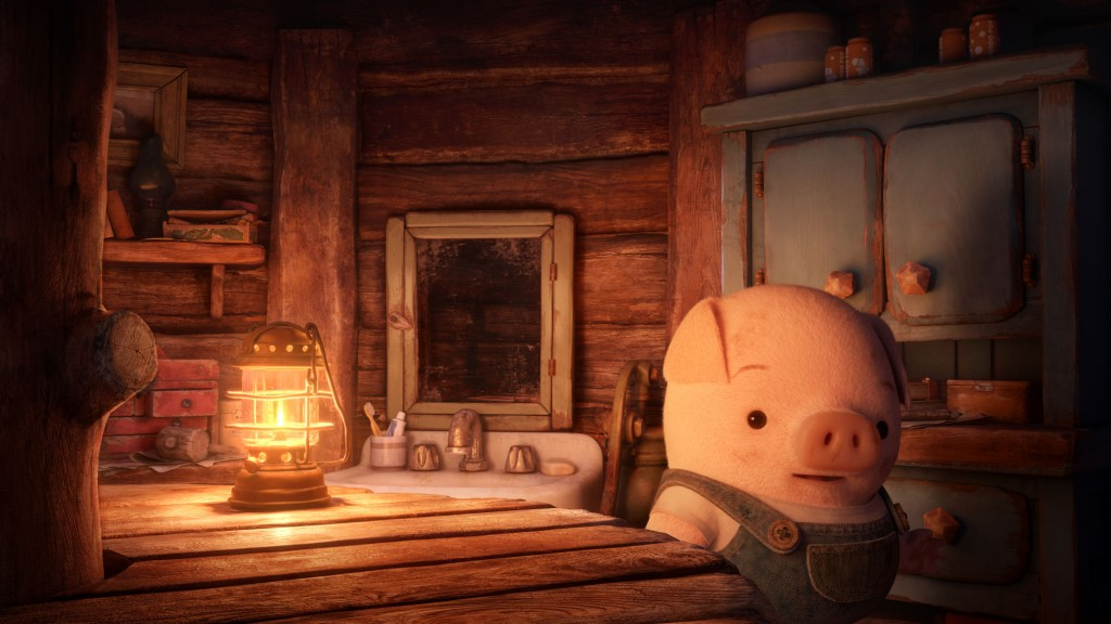 The Dam Keeper wallpapers HD