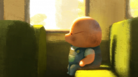 The Dam Keeper Wallpaper For PC