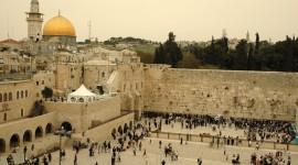 The Weeping Wall In Israel Wallpaper Download Free