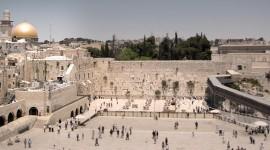 The Weeping Wall In Israel Wallpaper HD
