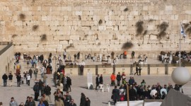 The Weeping Wall In Israel Wallpaper High Definition