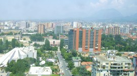 Tirana Wallpaper