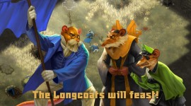 Tooth And Tail Wallpaper Download
