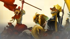 Tooth And Tail Wallpaper For PC