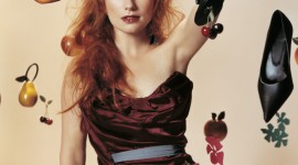 Tori Amos Wallpaper For IPhone